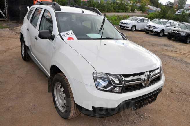 Renault Duster, 2018 год, 1 009 860 руб.