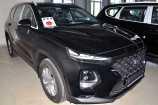 Hyundai Santa Fe. PHANTOM BLACK (NKA)