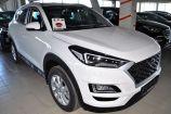 Hyundai Tucson. БЕЛЫЙ_POLAR WHITE (PYW)