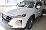 Hyundai Santa Fe. CREAMY WHITE_БЕЛЫЙ (NCW/WW2)