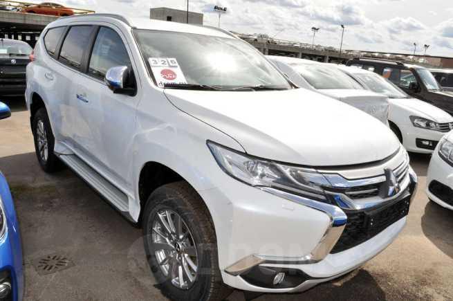 Mitsubishi Pajero Sport, 2018 год, 2 778 000 руб.