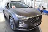 Hyundai Santa Fe. CARBON GRAY_СЕРЫЙ (SAE)