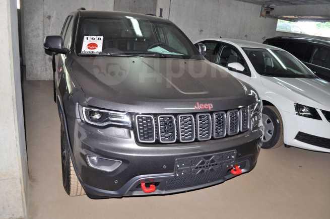 Jeep Grand Cherokee, 2018 год, 3 560 000 руб.
