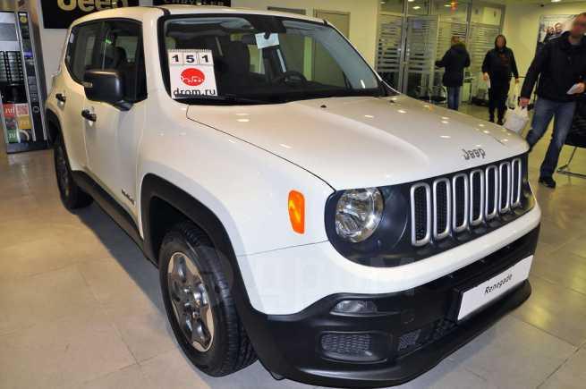 Jeep Renegade, 2018 год, 1 255 000 руб.
