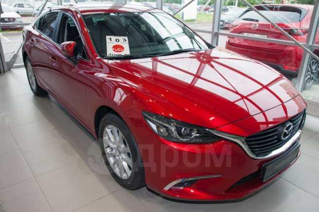 Mazda Mazda6, 2018 год, 1 659 500 руб.