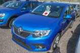 Renault Logan. ЛАЗУРНО-СИНИЙ (RPL)