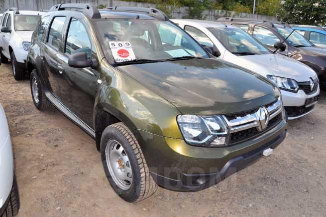 Renault Duster, 2018 год, 976 195 руб.