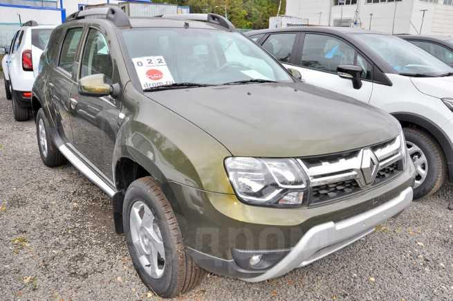 Renault Duster, 2018 год, 978 980 руб.
