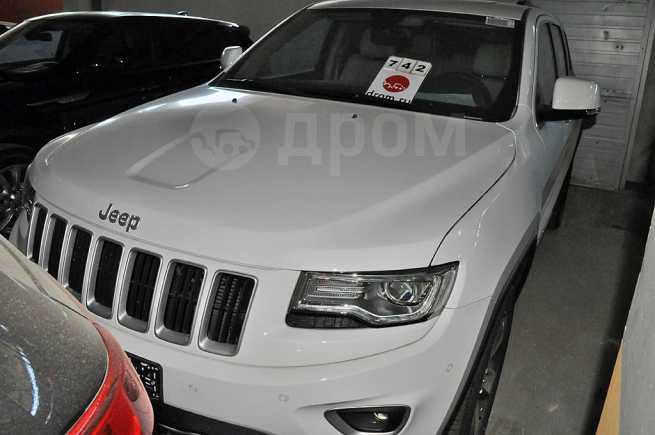 Jeep Grand Cherokee, 2018 год, 3 240 000 руб.