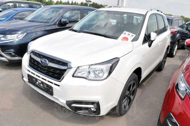 Subaru Forester, 2018 год, 1 949 900 руб.