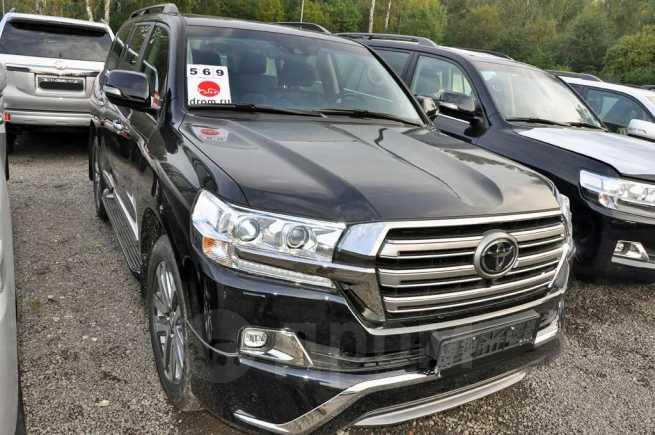 Toyota Land Cruiser, 2018 год, 5 057 618 руб.