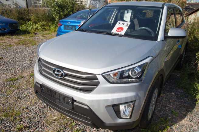 Hyundai Creta, 2018 год, 958 900 руб.