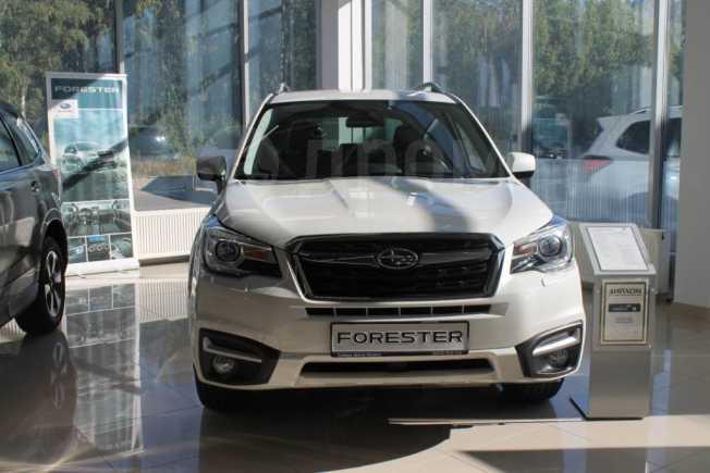 Subaru Forester, 2018 год, 2 119 900 руб.