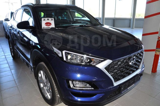 Hyundai Tucson, 2018 год, 1 595 800 руб.