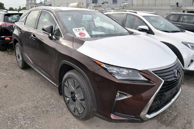 Lexus RX300, 2018 год, 3 437 000 руб.