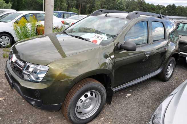 Renault Duster, 2018 год, 922 970 руб.