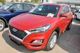 Hyundai Tucson. ЯРКО-КРАСНЫЙ_ENGINE RED (JHR)