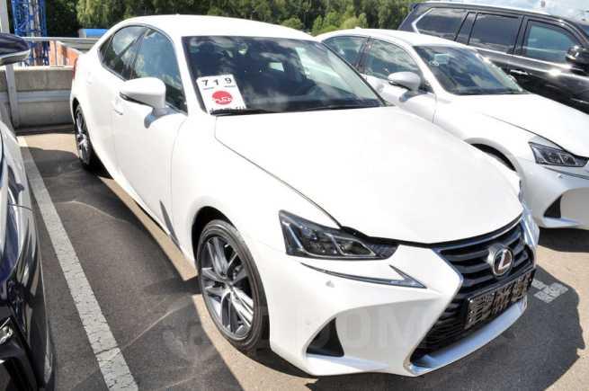 Lexus IS300, 2018 год, 2 676 500 руб.