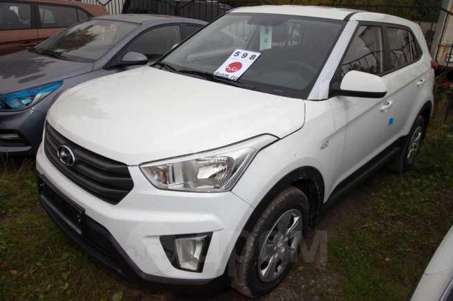 Hyundai Creta, 2018 год, 1 052 600 руб.