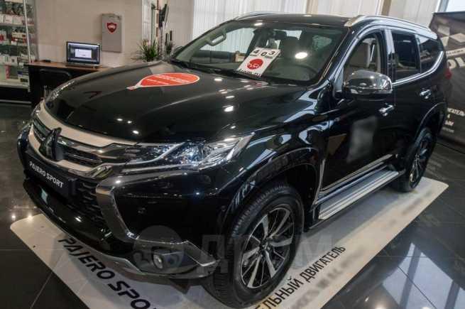 Mitsubishi Pajero Sport, 2018 год, 2 603 000 руб.