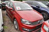 Volkswagen Polo. КРАСНЫЙ «FLASH» (D8D8)