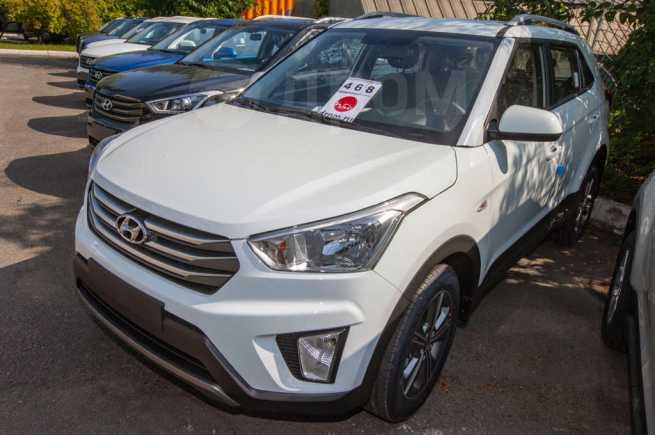 Hyundai Creta, 2018 год, 1 113 900 руб.