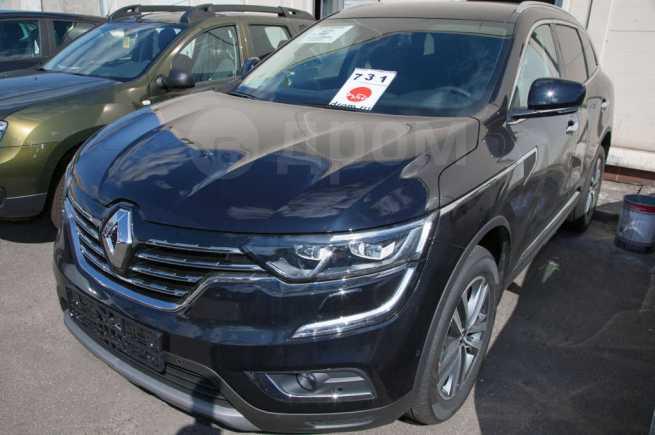 Renault Koleos, 2018 год, 2 180 000 руб.