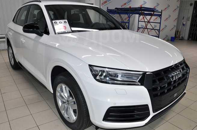 Audi Q5, 2018 год, 2 961 910 руб.