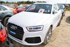 Москва Audi Q3 2018