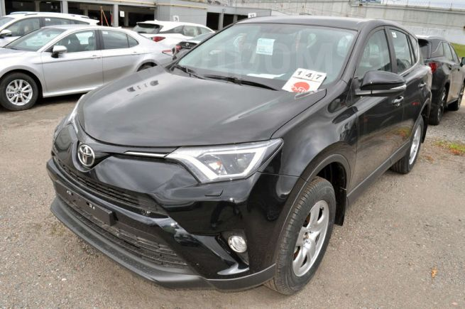 Toyota RAV4, 2018 год, 1 909 492 руб.