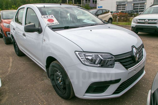 Renault Logan, 2018 год, 554 000 руб.