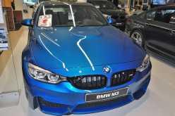 Санкт-Петербург BMW M3 2018