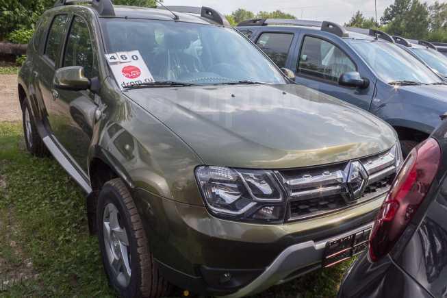 Renault Duster, 2018 год, 1 047 960 руб.
