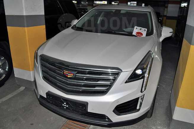 Cadillac XT5, 2017 год, 3 030 000 руб.