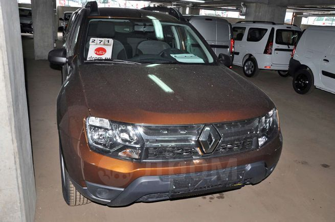 Renault Duster, 2018 год, 980 970 руб.