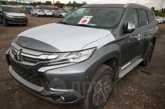 Mitsubishi Pajero Sport, 2018 год, 2 978 000 руб.