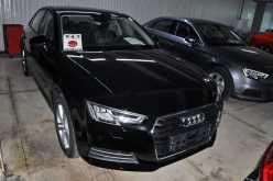 Москва Audi A4 2018