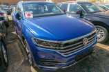 Volkswagen Touareg. ГОЛУБОЙ REEF BLUE МЕТАЛЛИК (0A0A)