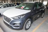 Hyundai Tucson. СЕРЫЙ_THUNDER GREY (WG3)