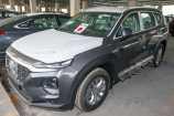 Hyundai Santa Fe. HYPER SILVER_СЕРЕБРИСТЫЙ (P2S)