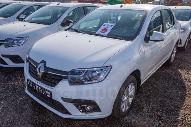 Renault Logan, 2018 год, 682 990 руб.