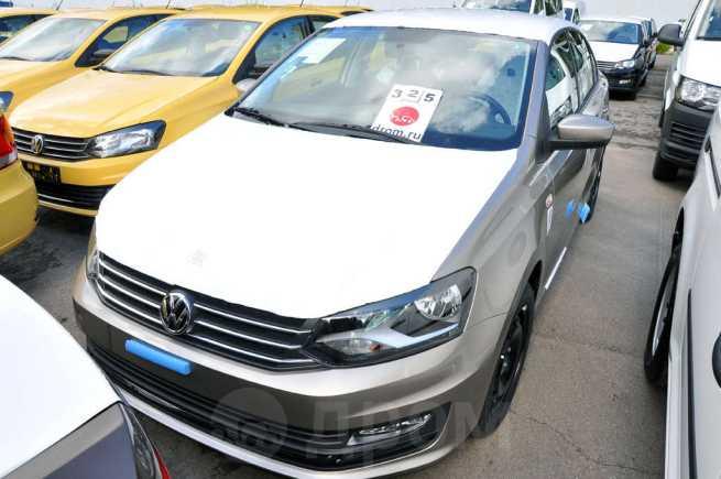 Volkswagen Polo, 2018 год, 855 480 руб.