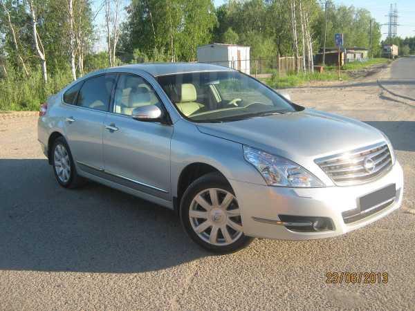 Nissan Teana, 2010 год, 920 000 руб.