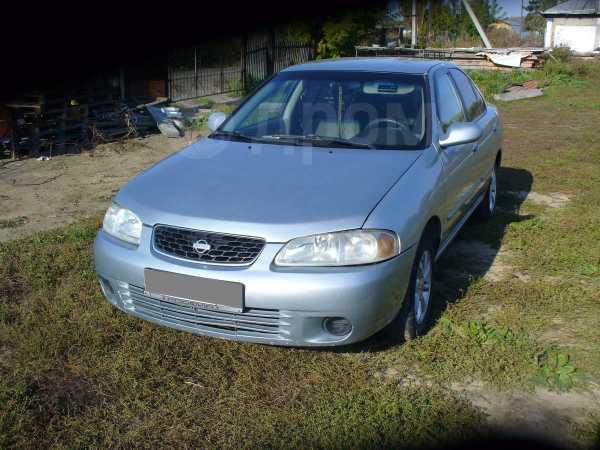 Nissan Sentra, 2002 год, 228 000 руб.