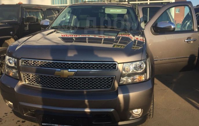 Chevrolet Tahoe, 2012 год, 1 950 000 руб.