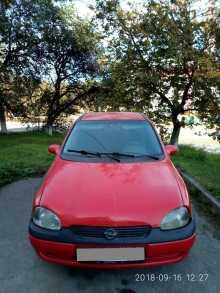 Иркутск Opel Vita 1999