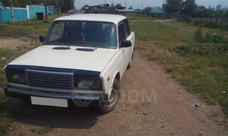 Лада 2107, 1990 год, 45 000 руб.