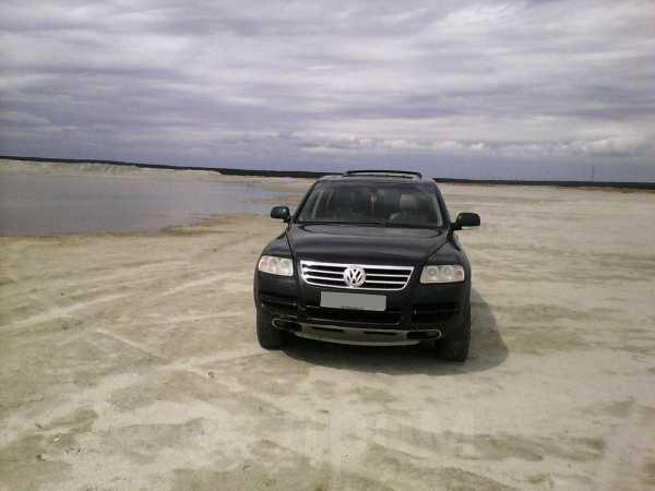 Volkswagen Touareg, 2003 год, 580 000 руб.
