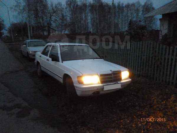 Mercedes-Benz 190, 1985 год, 50 000 руб.