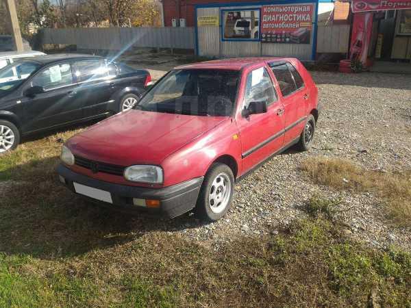 Volkswagen Golf, 1992 год, 132 000 руб.